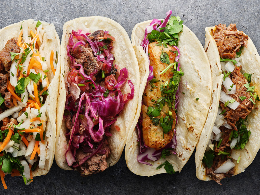 Make your party unique with taco catering